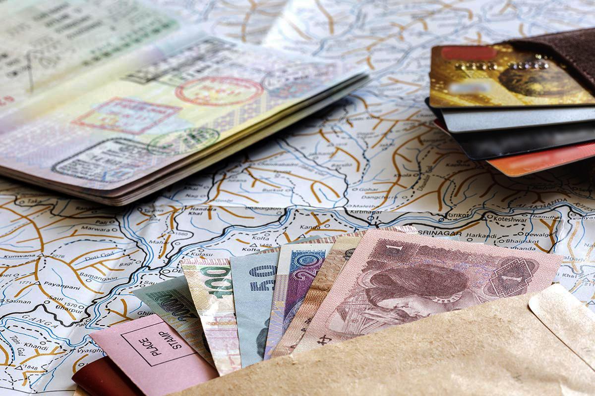 Фінансові поради для мандрівників
