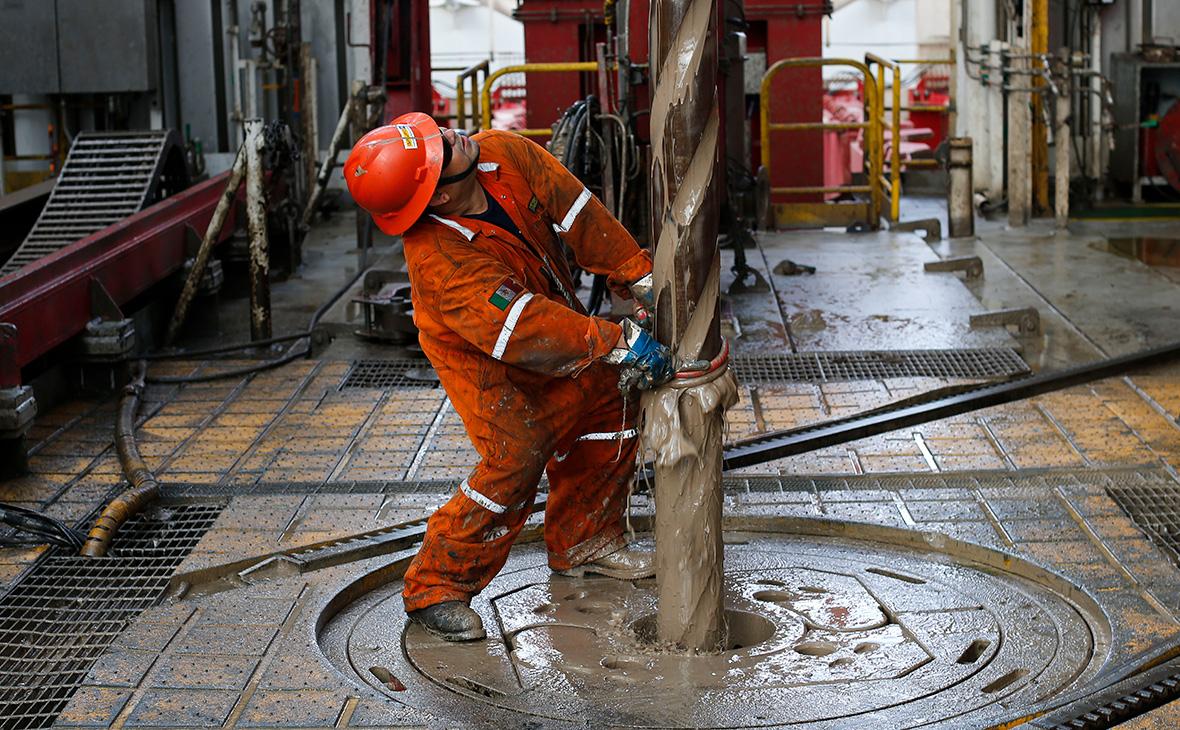Видобуток сланцевої нафти