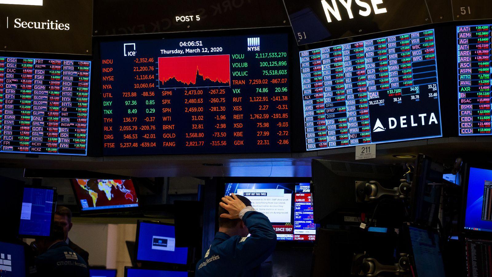 Что такое рецессия