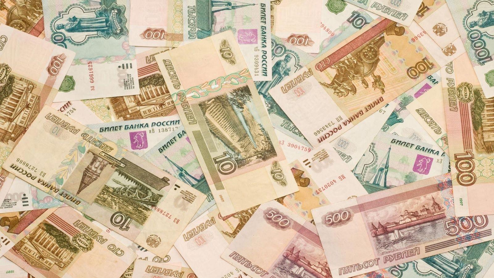 Обмін рублів у Херсоні