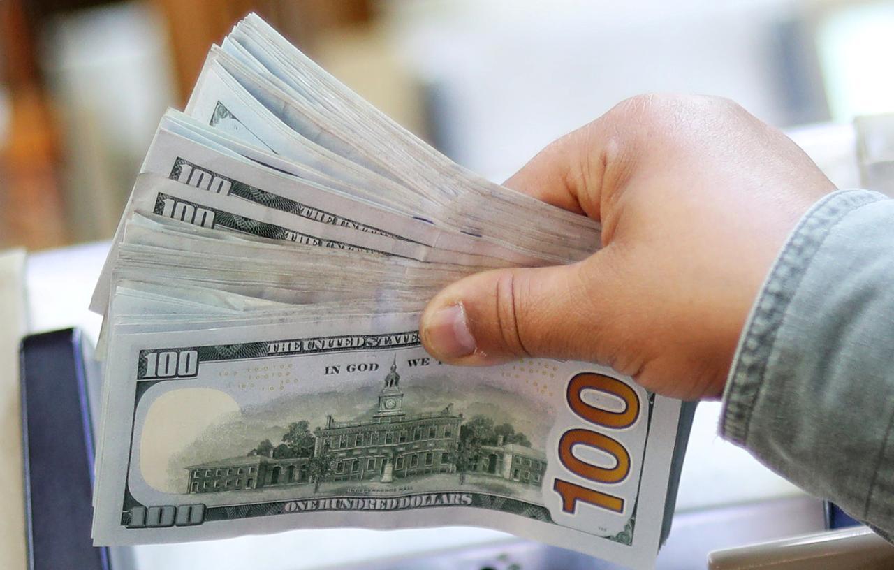 Обмін резервних валют