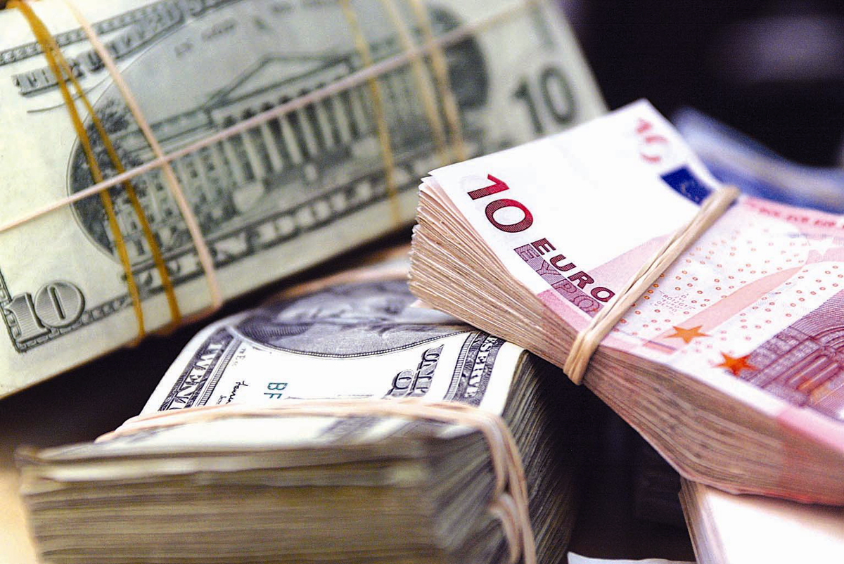 Коммерческий курс валют Украина