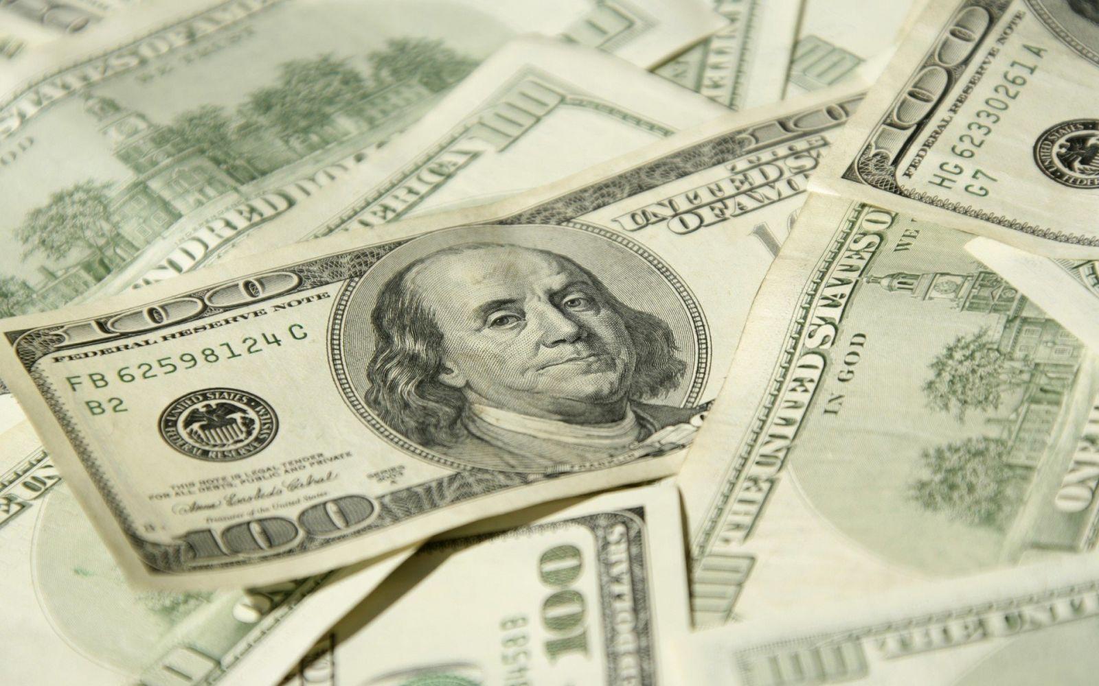 Курс долара у банках