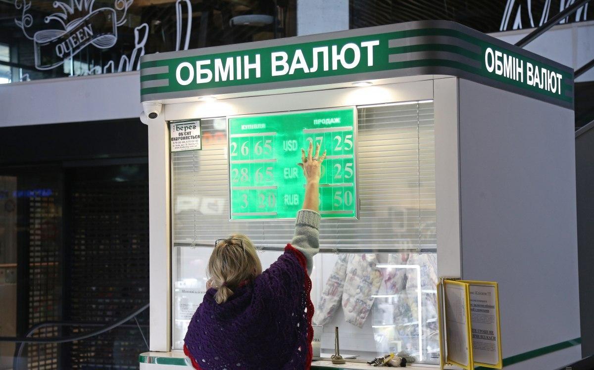 Курс доллара Киев