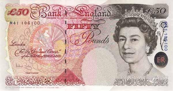 Британський фунт
