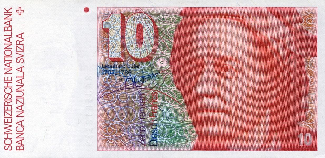 Курс швейцарского франка