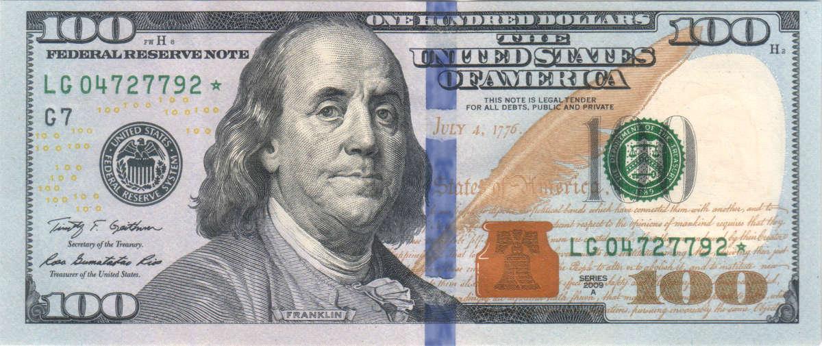 Курс долара США