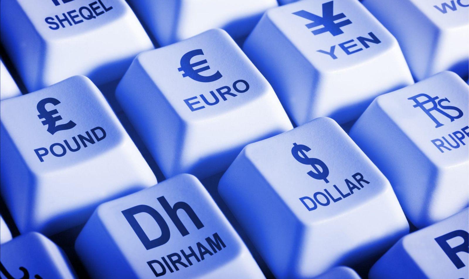 Онлайн обмен валют