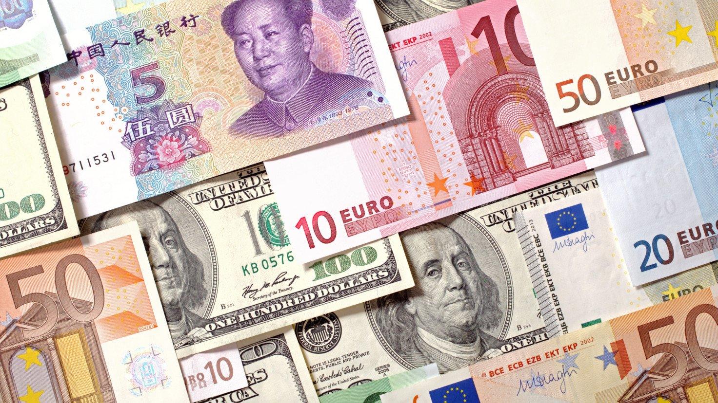 Самые крепкие мировые валюты